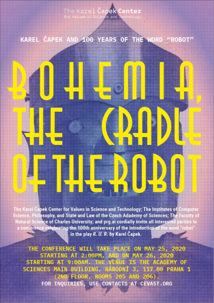BOHEMIA, THE CRADLE OF THE ROBOT